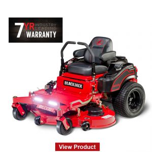BigDog Blackjack Mowers
