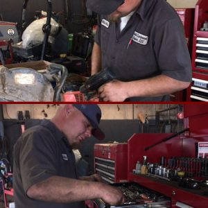 Mower Repair Service