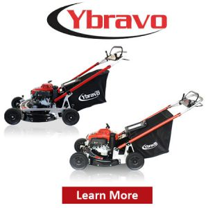 YBravo Commercial Push Mowers