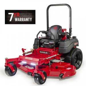 Aplha MP Zero-Turn Mowers